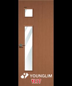Cửa Nhà Vệ Sinh ABS YD520 - YL17